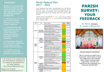 Parish of Bellaghy Parish Feedback leaflet