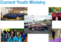 Youth Ministry Slide Presentaion